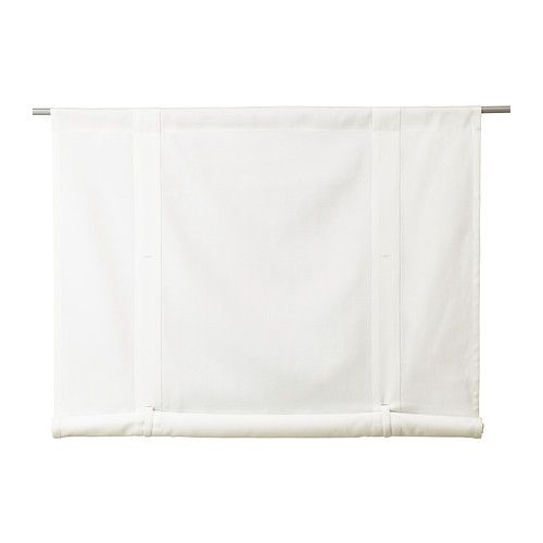 Gardinenband Ikea emmie roll up blind ikea pocket heading makes it easy to hang on a
