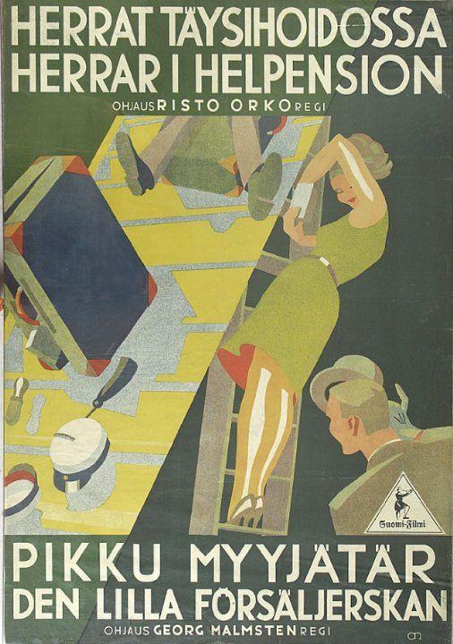 Herrat täysihoidossa (1933)