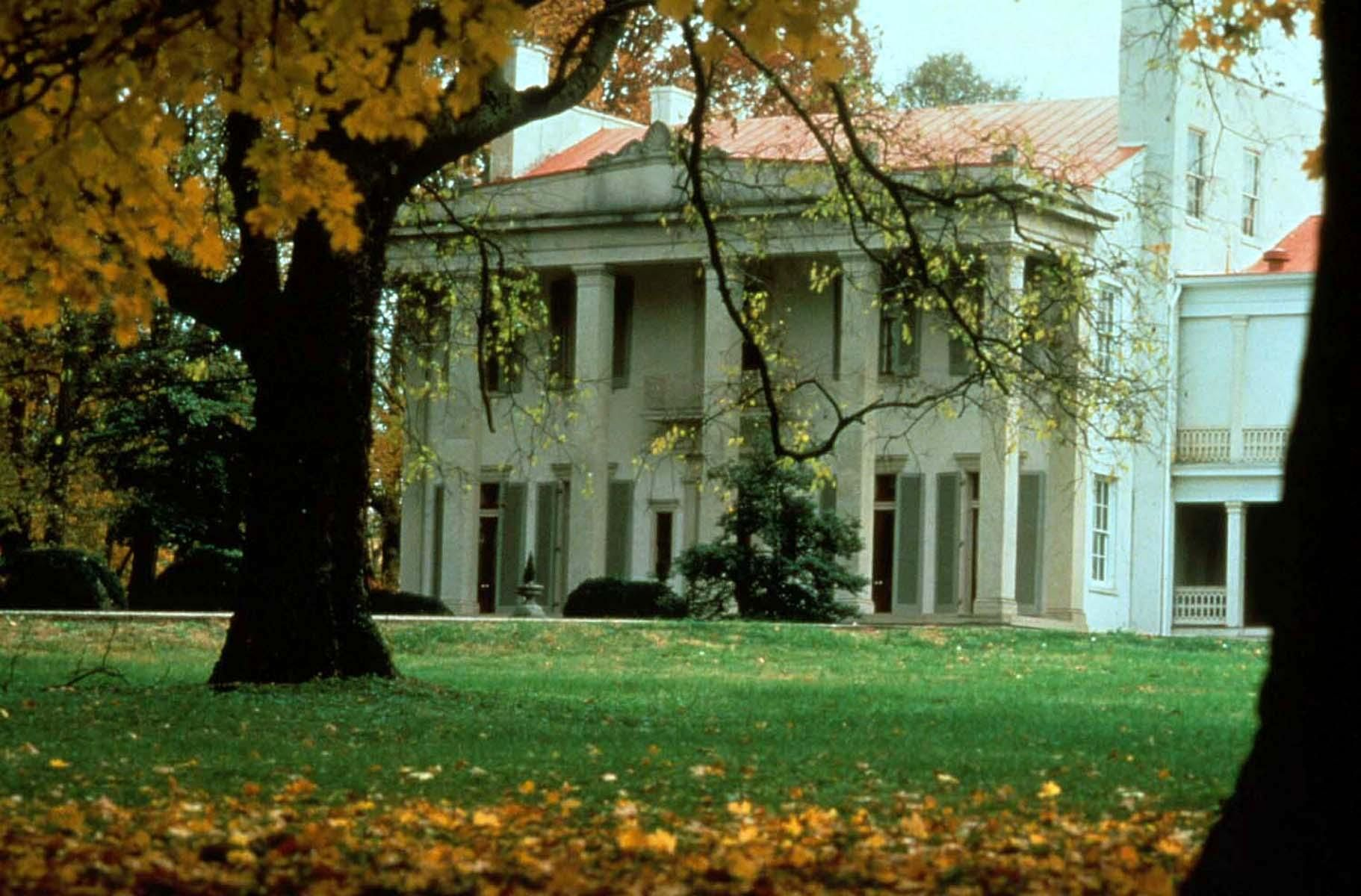southern+plantations+in+the+1800s   Belle Meade Plantation ... on