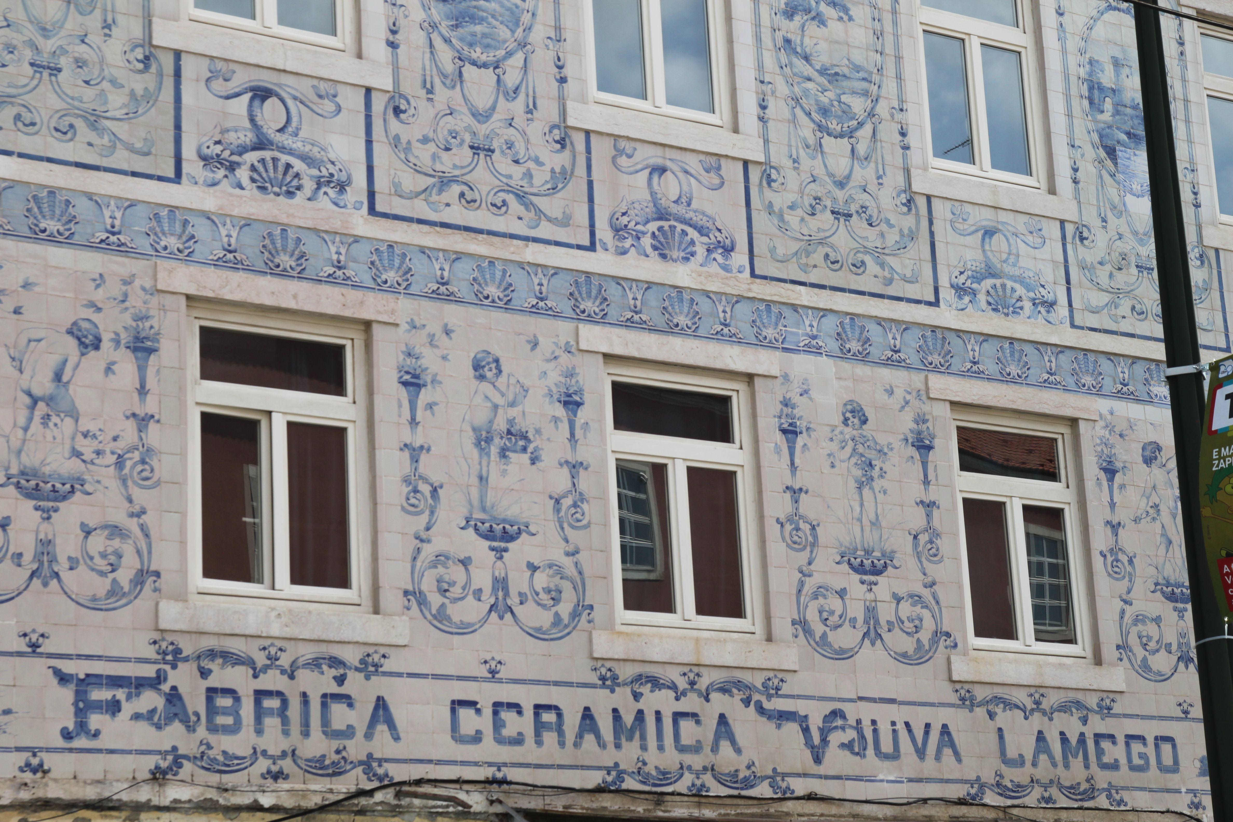 Viuva Lamego Una De Las Mejores Casas Que Fabrican Azulejos En