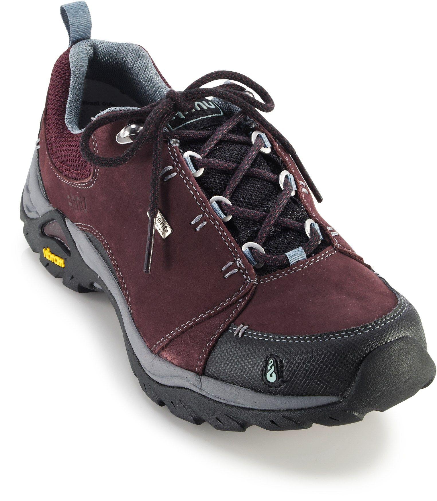 Ahnu Montara II Waterproof Hiking Shoes