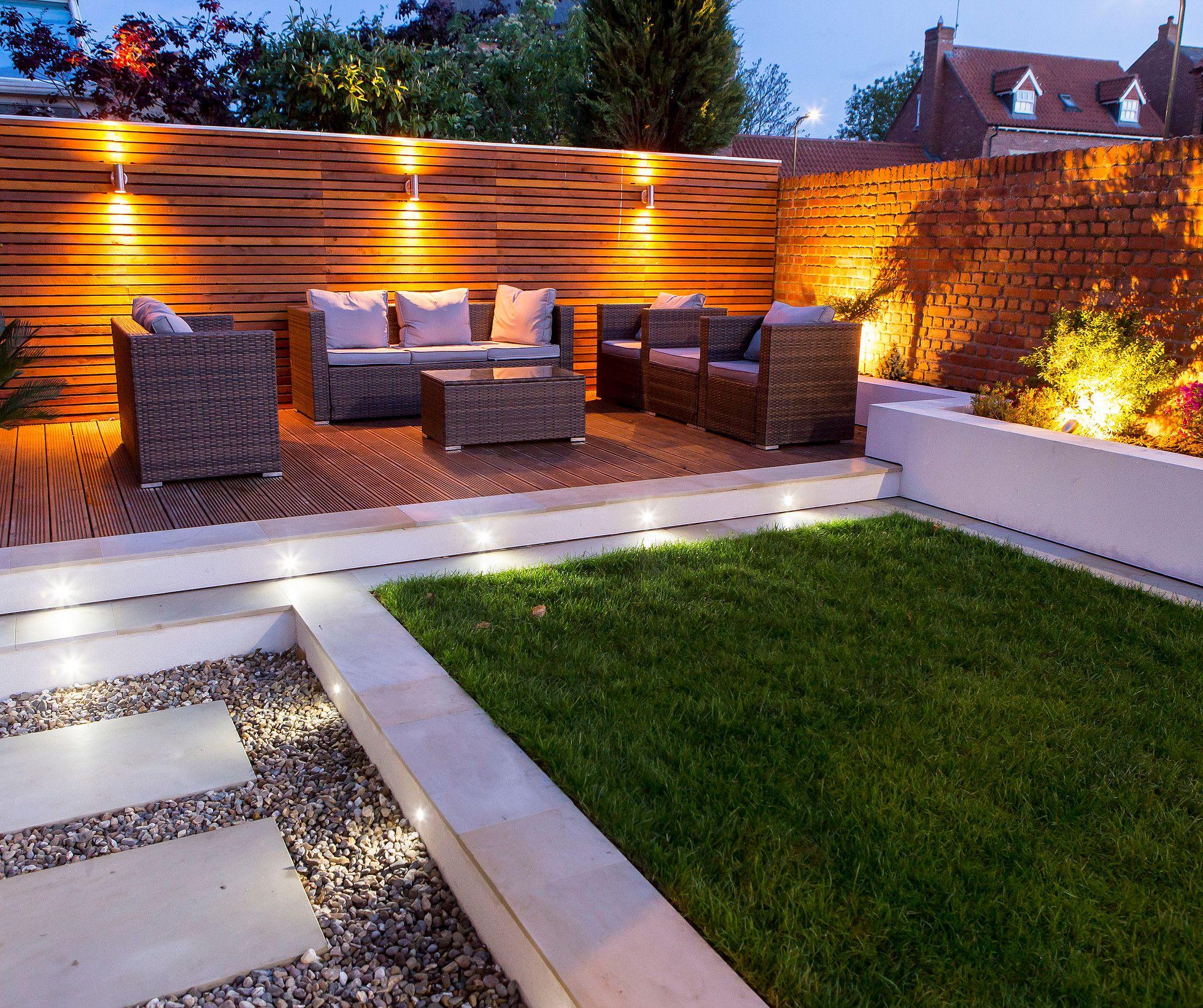archiscape  GALLERY Contemporary garden design in York, England