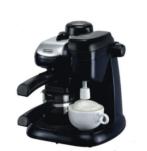 Delonghi Espresso And Cappuccino Coffee Maker Black Ec9 Souq Egypt ماكينة قهوة اسبريسو وكابتشينو Coffee Maker Cappuccino Coffee Maker Cappuccino Coffee