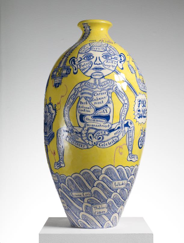Rosetta Vase Grayson Perry This Vase Looks So Creative