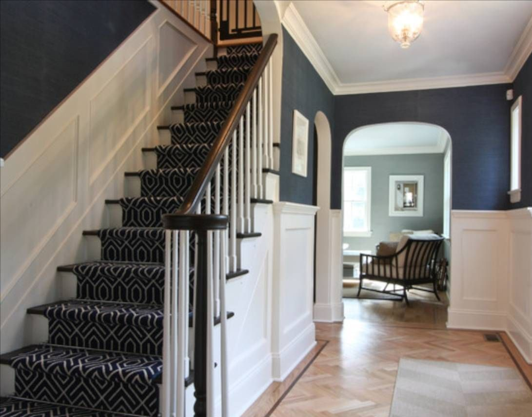 Traditional Stairs Designs With Black Handrail Traditional | First Floor Steps Design | Vastu Duplex House India | Limited Space | Entrance Step | Structural Steel Stair | Residential Stair
