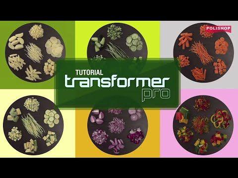 Multiprocessador Transformer Pro e Twister Pro (Tutorial - Como montar) Polishop - YouTube