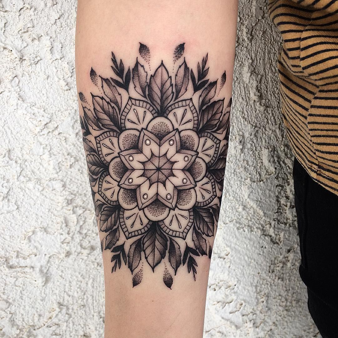 Photo of 50 of the Most Beautiful Mandala Tattoo Designs for Your Body & Soul – KickAss Things