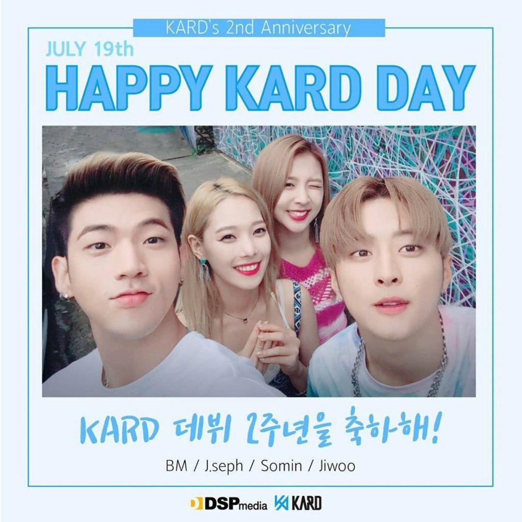 Kard 2nd Anniversary