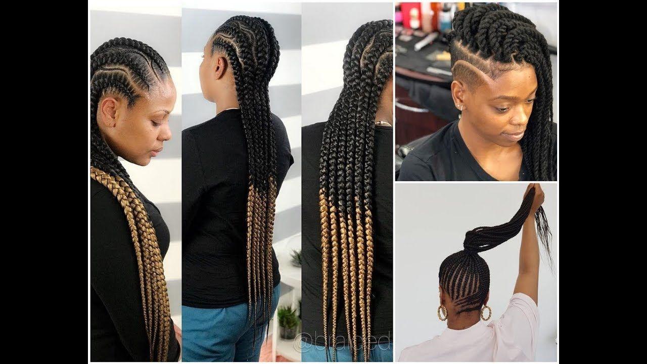 2018 braid hair trends : classy braids ideas | hairstyles | braided