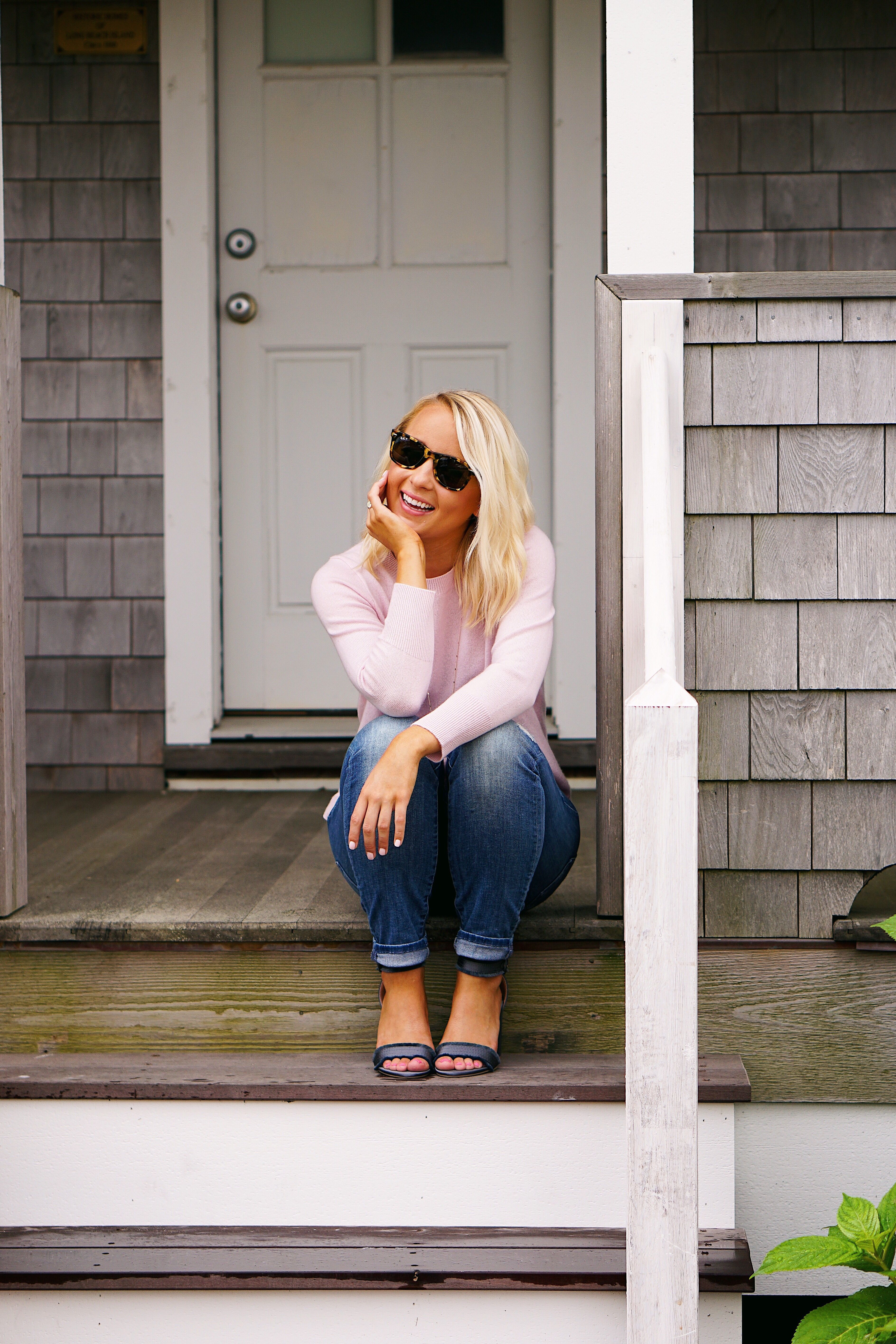 Two SummertoFall Transitional Outfits Transition