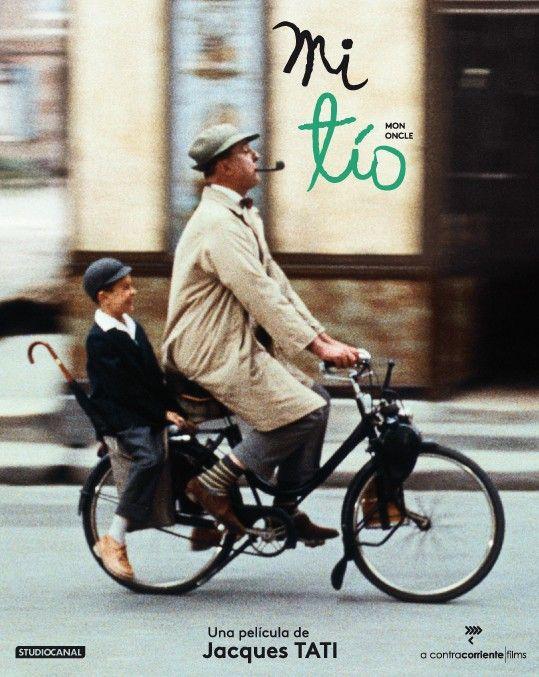 Mi Tío Ver Online En Filmin Cine Peliculas Hombre Rico