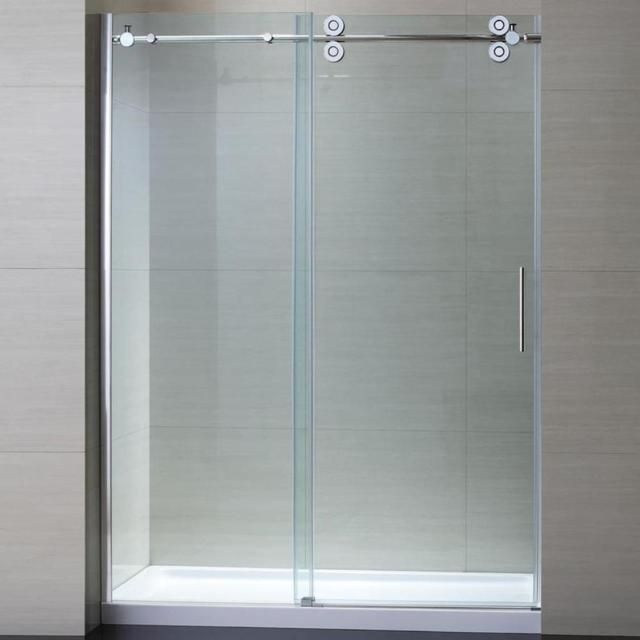 Complete Your Bathroom Shower With Lowes Shower Stall Design 13