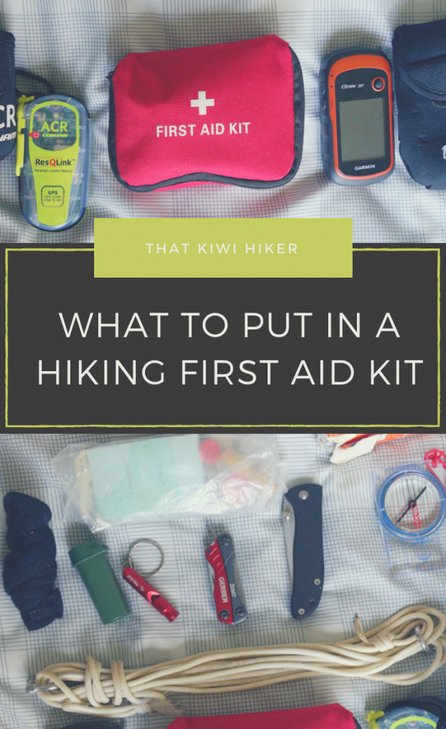 First-Aid kit is very essential to have in childcare, not