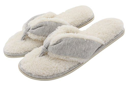 Best Slippers UltraIdeas Women's Comfort French Terry Plush Lining Memory ...