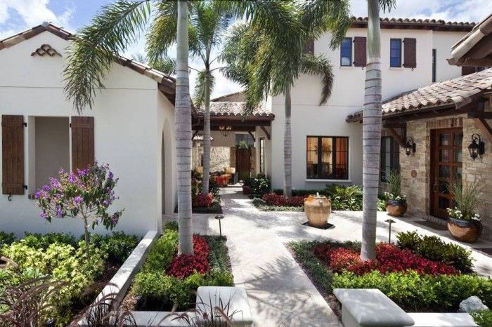 Images Of Creative Home Front Courtyard Building Front Courtyard House  Design Front Courtyardimages Of Creative Home