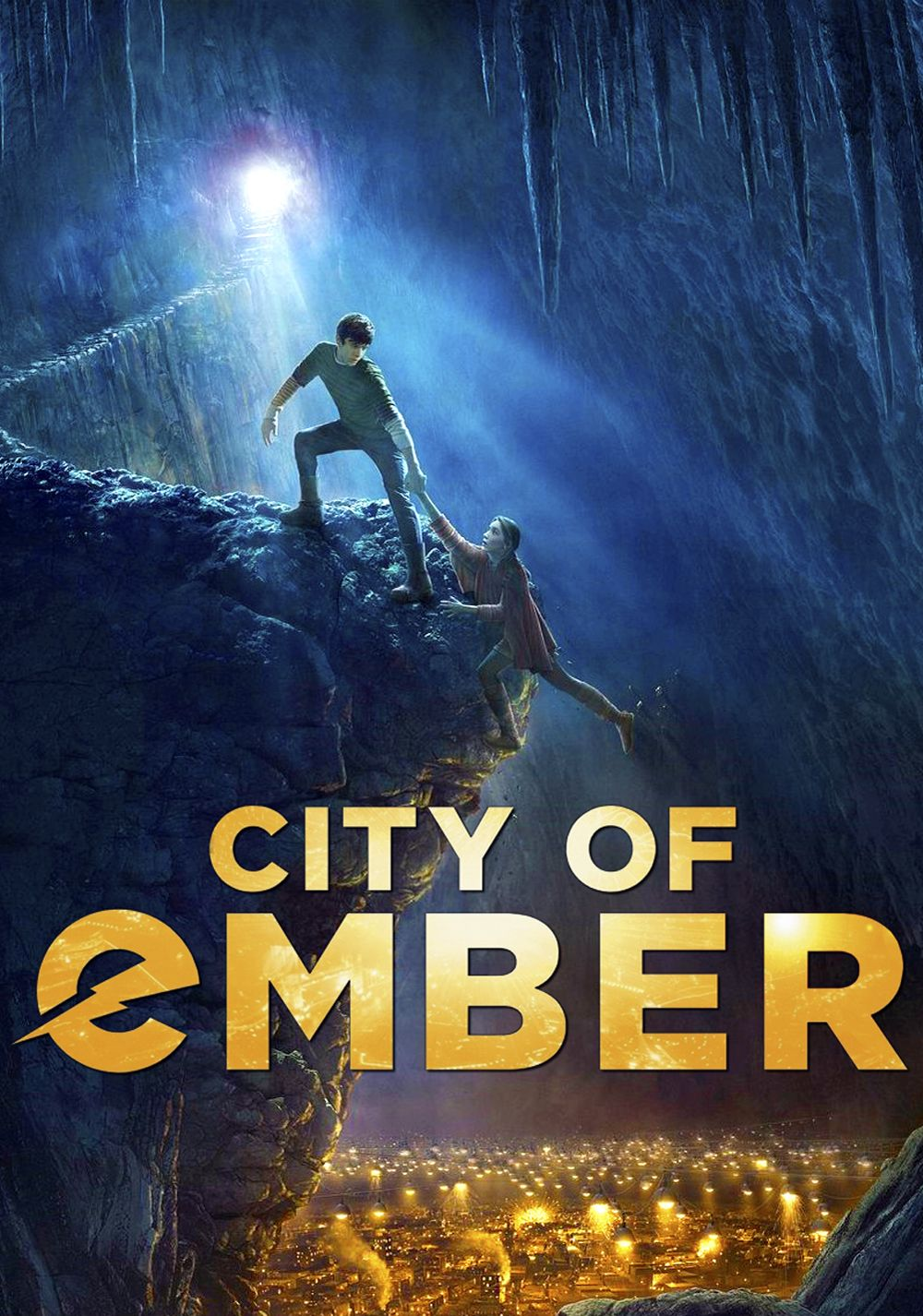City Of Ember 2008 Escape Is The Only Option City Of Ember Full Movies Online Free Movie Posters