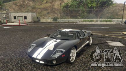 Ford Gt 2005 For Gta 5 Ford Gt 2005 Ford Gt Ford