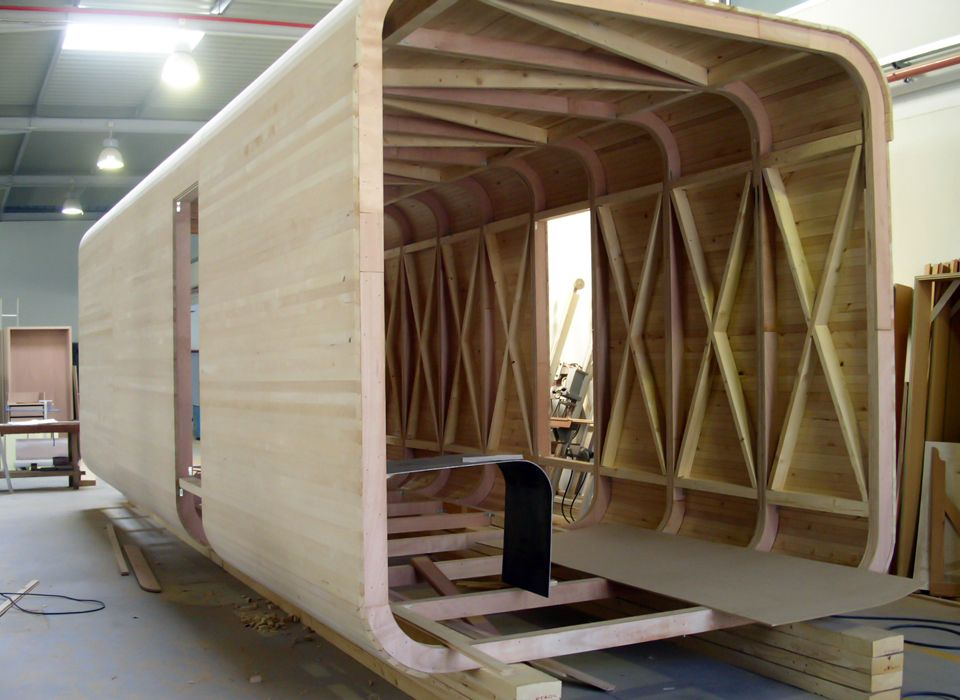 Cannata Amp Fernandes Container Inspired Prefab Homes Self