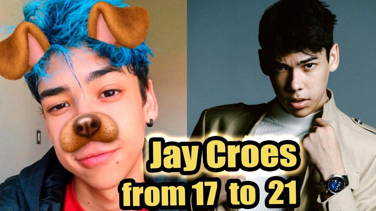 Jayden Croes Transformation From The First Tiktoks Till Nowadays Jayden Croes Parody Get Fresh