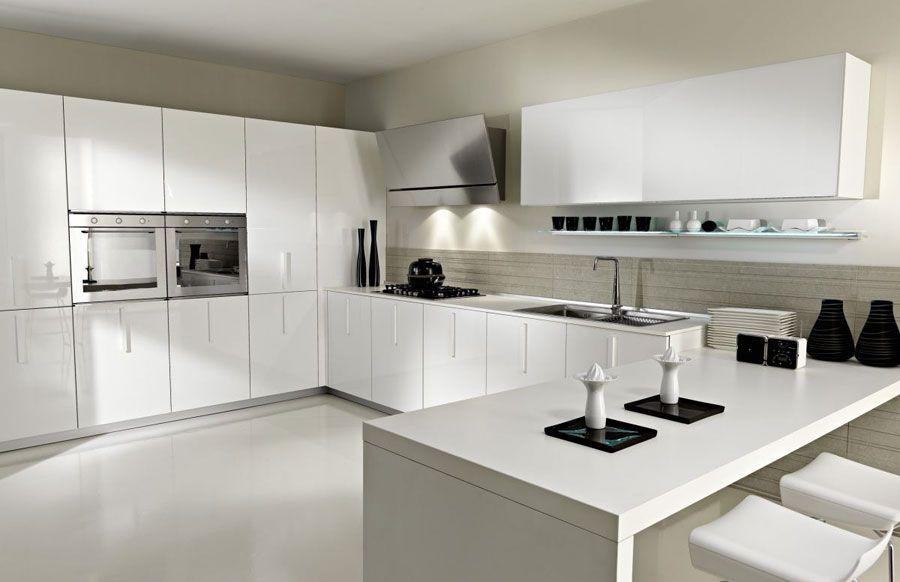 Immagini Di Cucine Moderne.50 Foto Di Cucine Moderne Con Penisola Cucine Arredo
