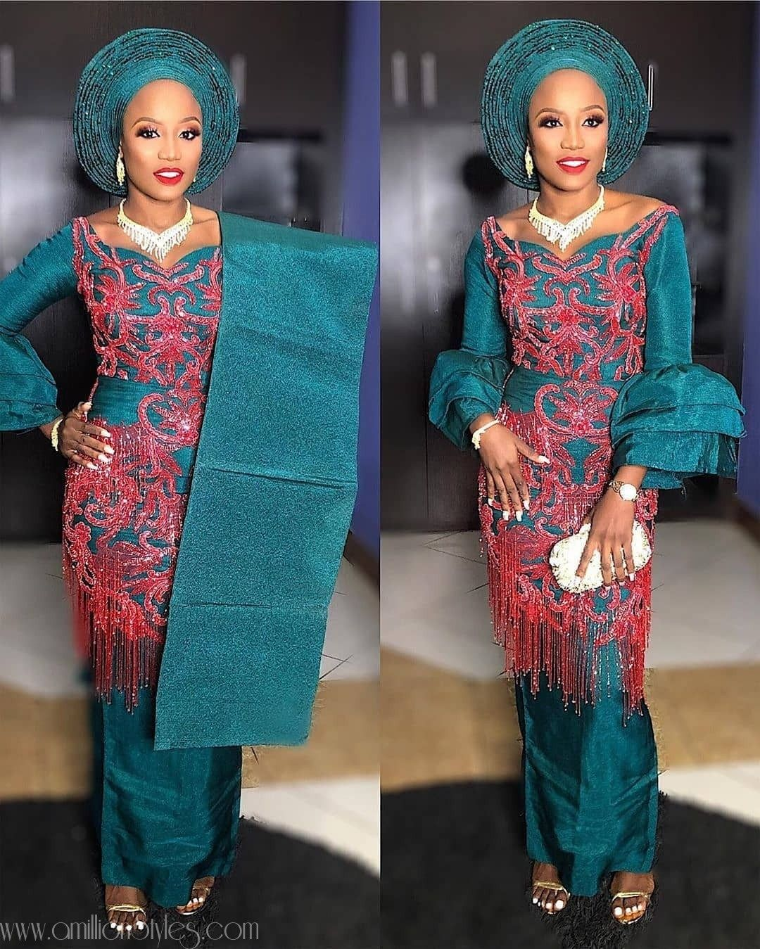 5 Traditional Bridal Styles From Nigeria  Wedding outfits for