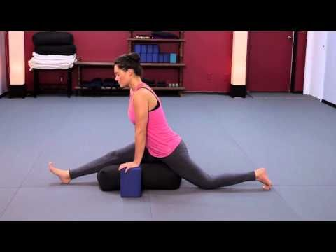 how to do the splits for beginners if you have never done
