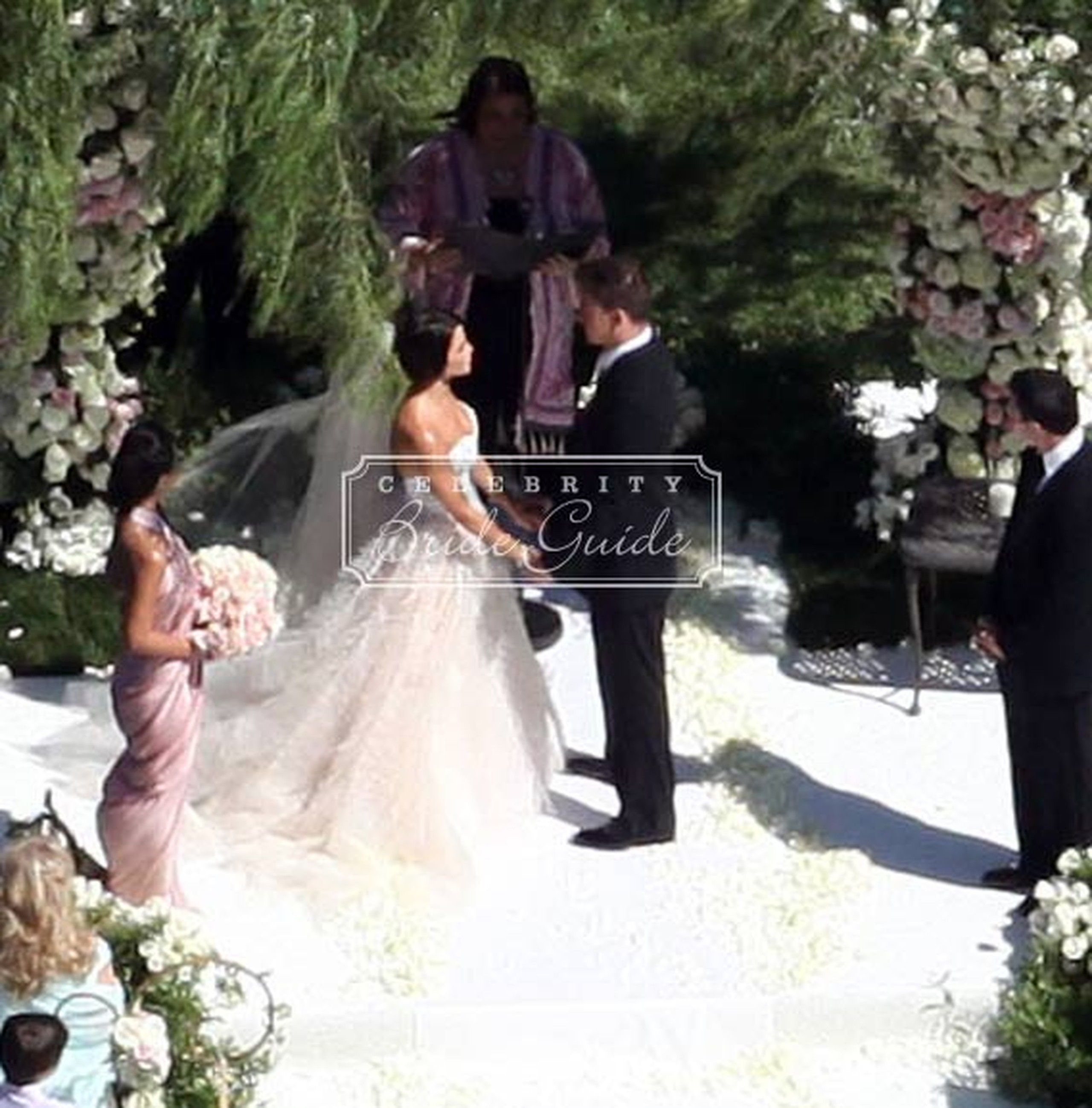 Pin On Celebrity Weddings Channing And Jenna Dewan Tatum