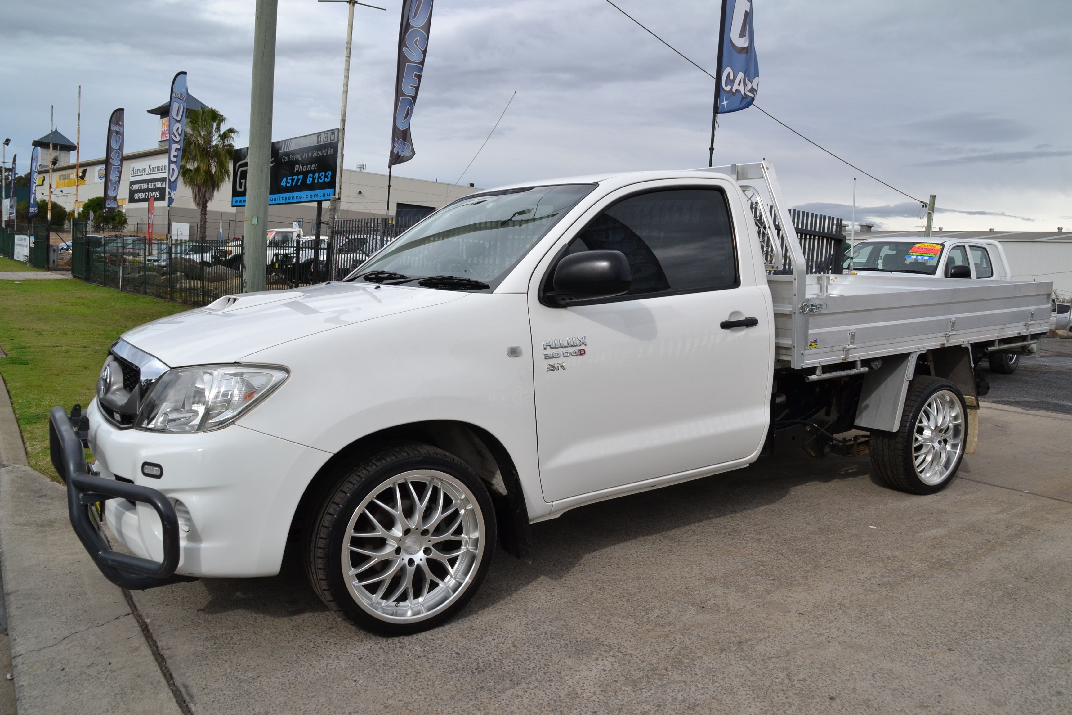 2009 Toyota Hilux SR Cab Chassis. 3 Groves Ave, Mulgrave