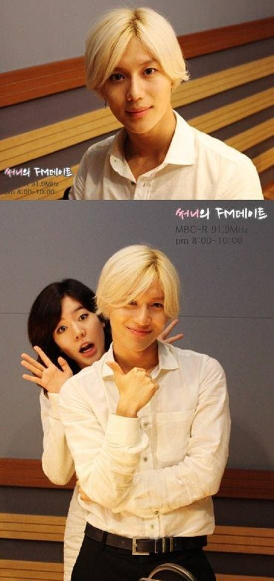 Shinee S Taemin Opens Up About His Dating Experience On Sunny S Fm Date Shinee Taemin Taemin Shinee