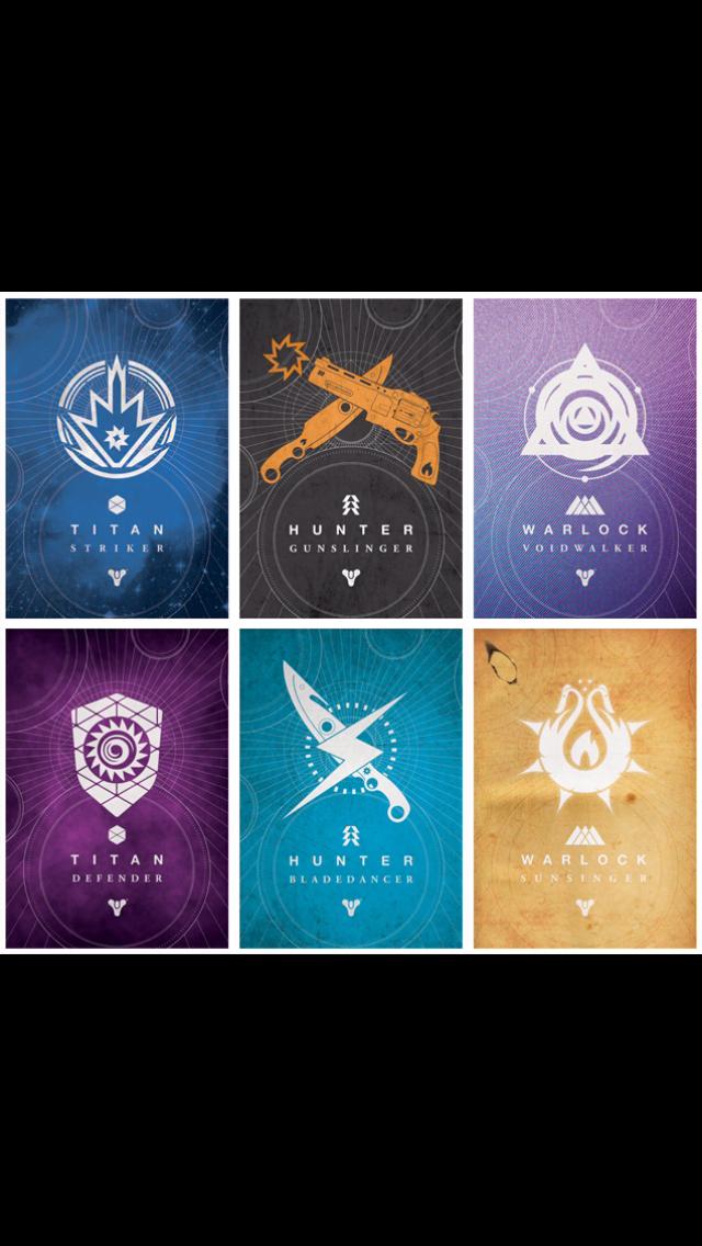 Subclasses   Destiny - Become Legend   Spiele und Deko