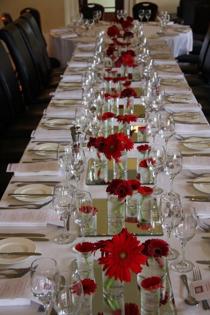Table Decoration Ideas For 40th Wedding Anniversary Wedding Ideas