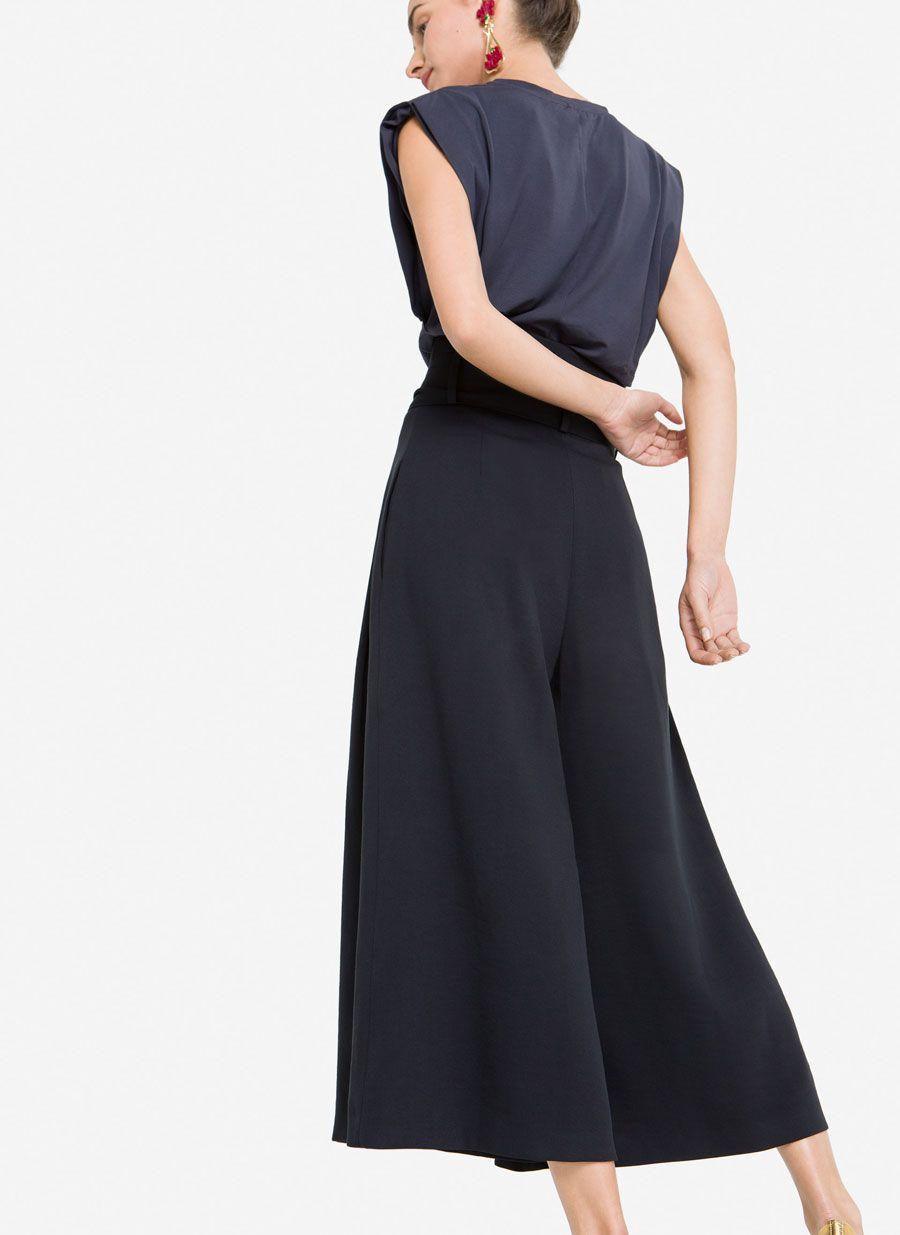 0304f03349 Maxi falda pantalón - Ver todo - Colección - Uterqüe España