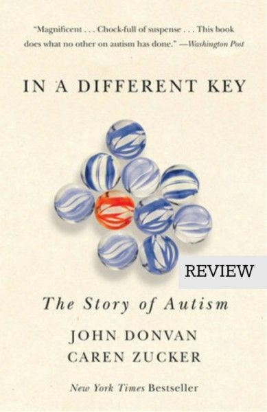 Book Review In Different Key Story Of >> Review In A Different Key The Story Of Autism Pinterest Autism