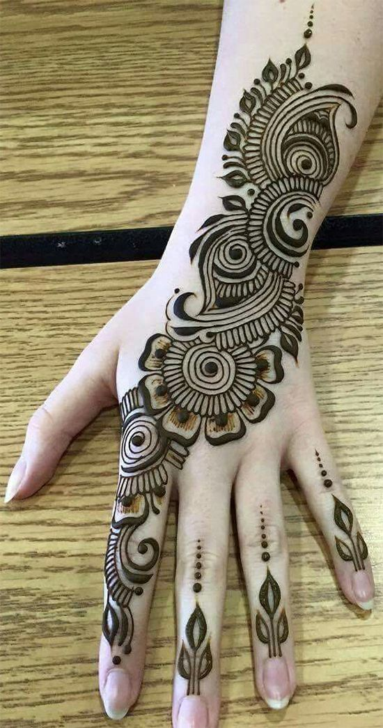 Arabic mehndi art henna mehendi mehadi design hena designs also best images in rh pinterest