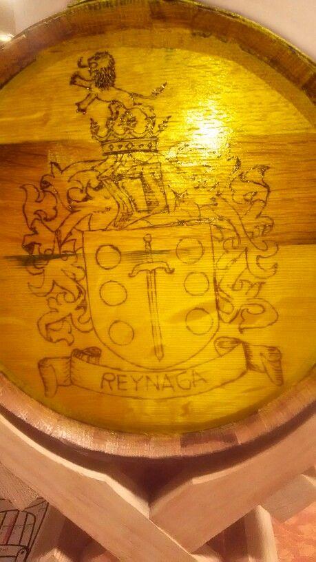 Reynaga escudo