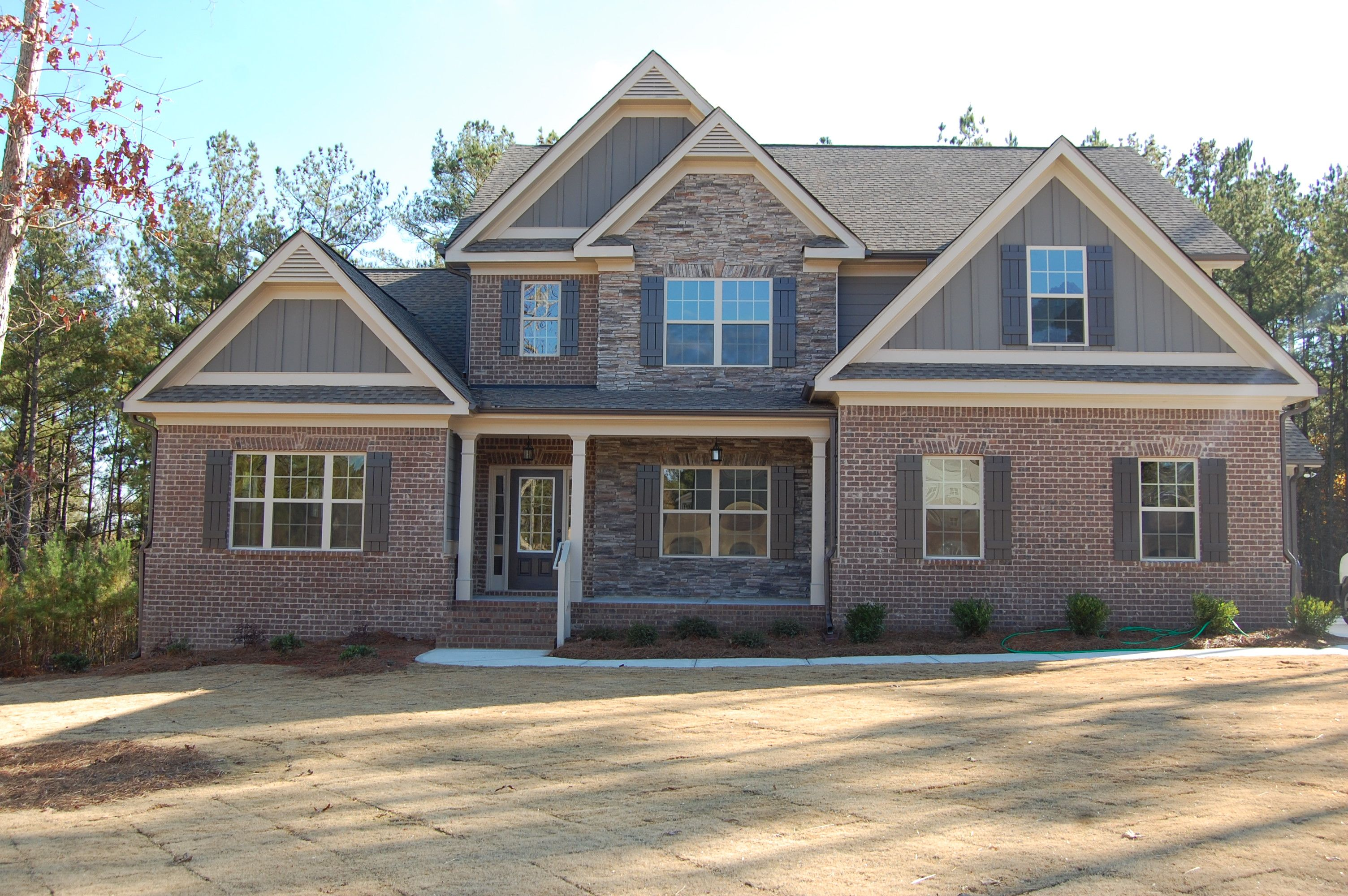 Home For In Loganville Ga Walton County Reliant Homes Silver Thorne The Chandler Plan