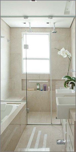 banheiro on Pinterest  165 Pins -> Ducha Banheiro Pequeno