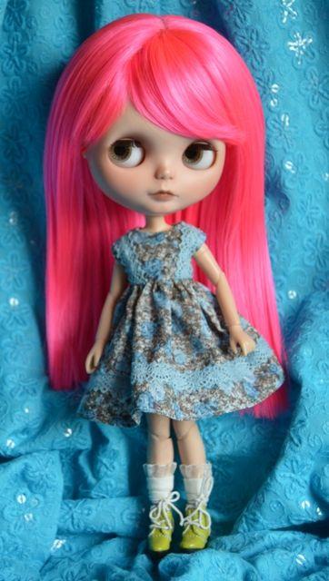 Malwina w nowej sukience :)