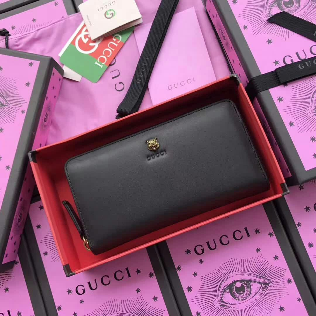 gucci card wallet mens