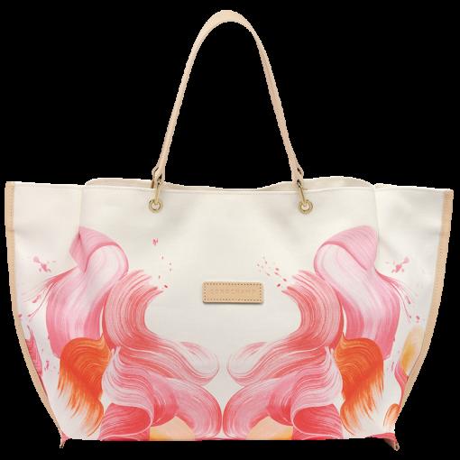 Medium Tote Bag Longchamp Splash Handbags C Red United