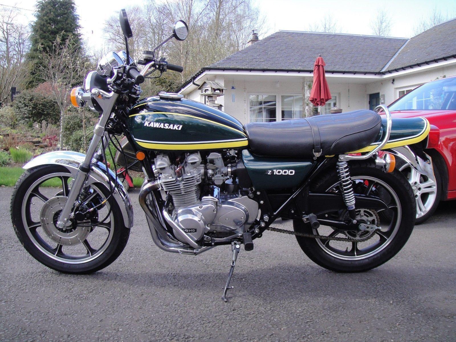 eBay: Kawasaki Z1000A2 1978 | MOTORCYCLES GENERAL