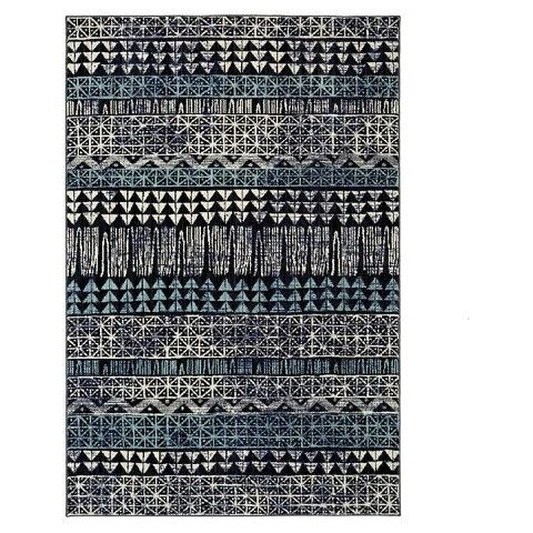 Nate Berkus Tribal Area Rug Mexi Cali Makeover Pinterest Living Rooms And Bats