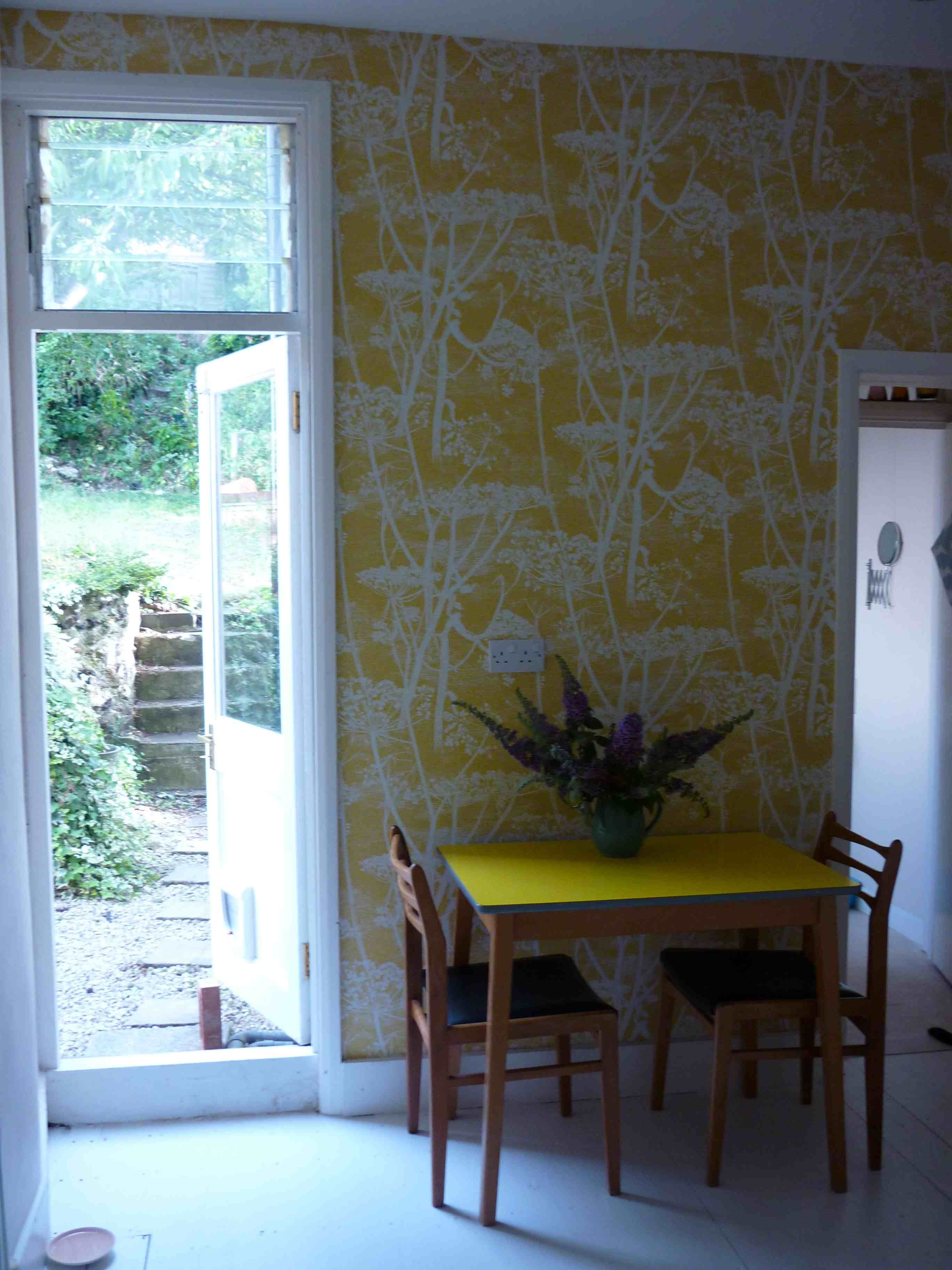 Perfect Kitchen With Cow Parsley Cole U0026 Son Wallpaper