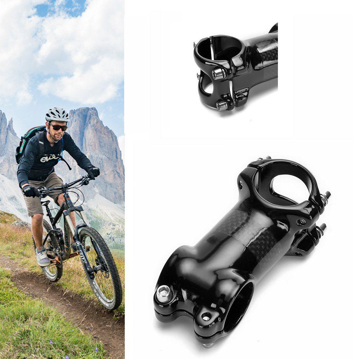 Cycling Bicycle Handlebar Stem MTB Road Bike Handlebar Riser 28.6-31.8MM  6°
