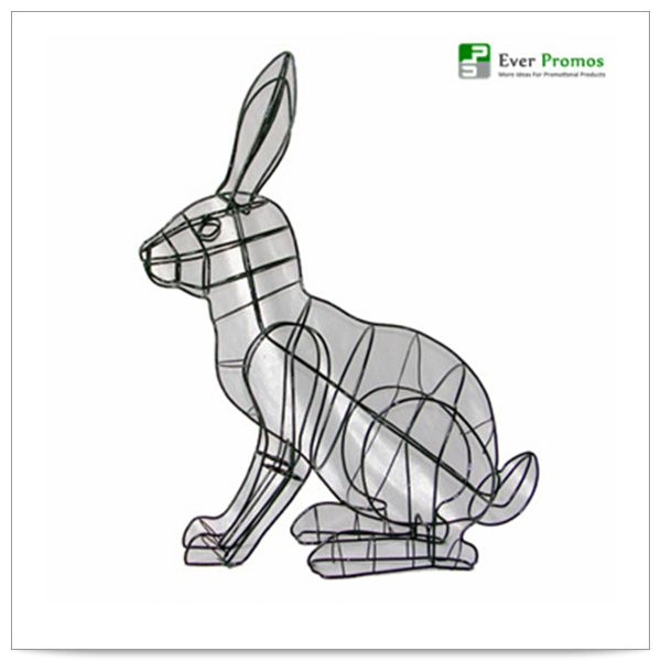 rabbit topiary frame - Google Search | Topiary | Pinterest | Topiary