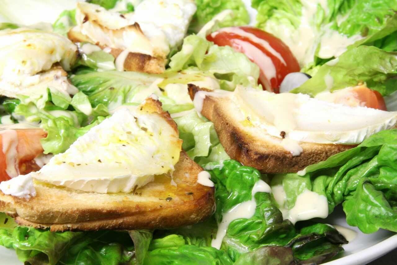 """Salade chevre """"L'Arlecchino V"""" (75005)"""