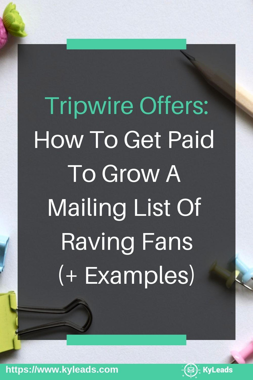 It Costs Money To Make You Spend On Ads Blogging And A Bunch Of Other Things With Tripwire Offers Can Offset All The Your