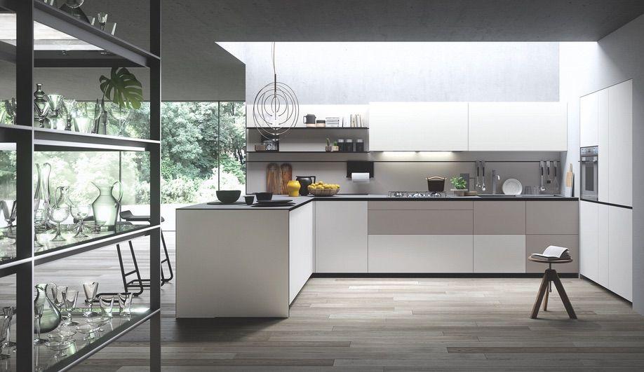 Eurocucina Is A Focal Point Of Milan Design Week As Manufacturers Brilliant Latest Kitchen Designs Photos Inspiration Design