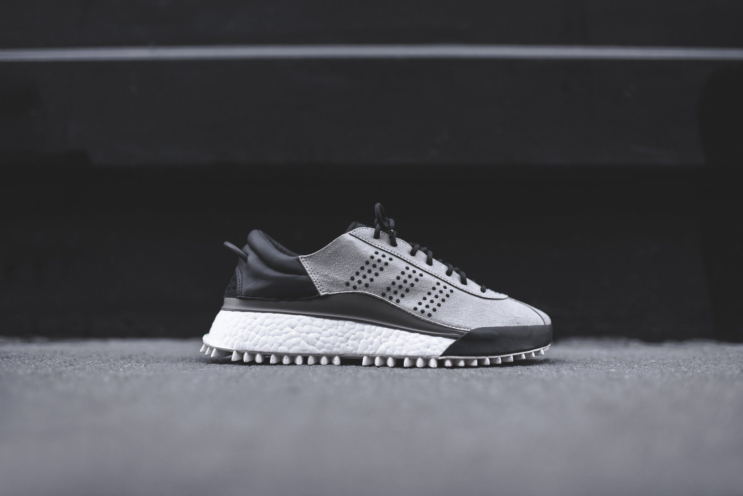 adidas x Alexander Wang Hike Low - Grey
