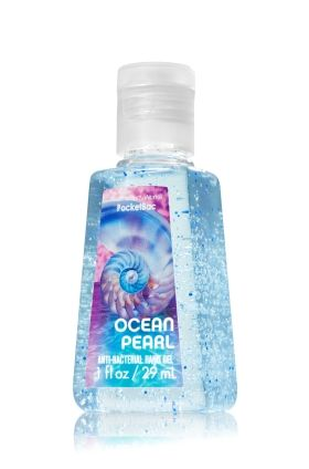 Ocean Pearl Pocketbac Sanitizing Hand Gel Anti Bacterial Bath
